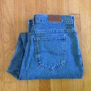 80s/90s LEE ORIGINALS high waisted mom jeans